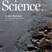 Science Pluto Cover